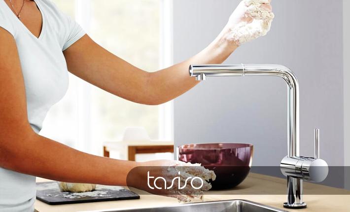 آنچه باید بدانید :شیر آشپزخانه لمسی و چشمی